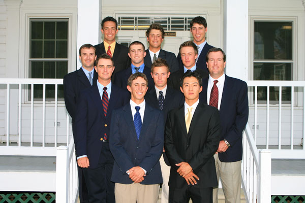 florida state mens golf   2007 year in review